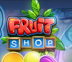 Play FruitShop Slots game NetEnt