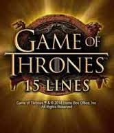 Play Game of Thrones Slots game Microgaming