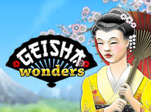 Geisha Wonders Slots game Casumo