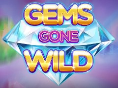 Gems Gone Wild Slots game Red Tiger