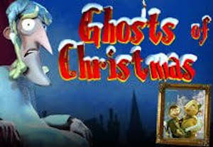 Play Ghosts of Christmas Slots game Playtech