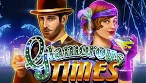 Play Glamorous Times Slots game Merkur