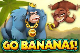 Play Go Bananas Slots game NetEnt