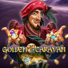 Golden Caravan Slots game Casumo