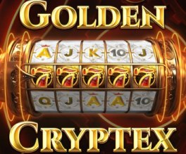 Golden Cryptex Slots game Red Tiger