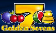 Golden Sevens Slots game Casumo