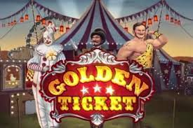 Golden Ticket  Slots