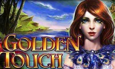 Play Golden Touch Slots game Gamomat