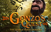 Play Gonzos Quest Slots game NetEnt