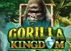 Play Gorilla Kingdom Slots game NetEnt
