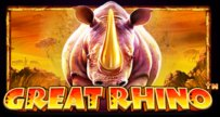 Play Great Rhino Slots game PragmaticPlay