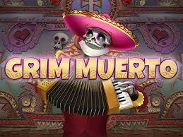 Grim Muerto Slots game Casumo