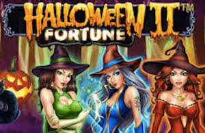 Halloween Fortune II Slots game Playtech