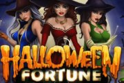 Play Halloween Fortune Slots game Playtech