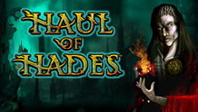 Play Haul of Hades Slots game Novomatic