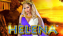 Play Helena Slots game Novomatic