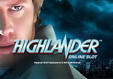 Play Highlander Slots game Microgaming