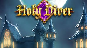Holy Diver Slots game WMS