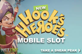 Hooks Heroes free Slots game