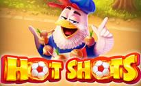 Play Hot Shots Slots game iSoftBet