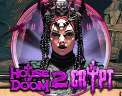 House of Doom 2 The Crypt free Slots game