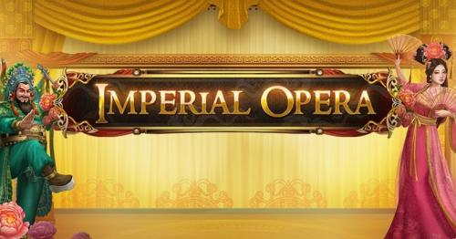 Play Imperial Opera Slots game Play n Go