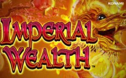 Imperial Wealth Slots game iSoftBet