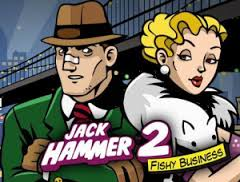Play Jack Hammer 2 Slots game NetEnt