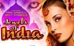 Jewels of India  Slots