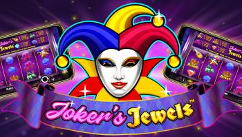Play Jokers Jewels Slots game PragmaticPlay
