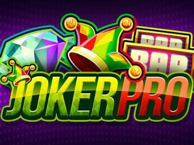 Play Joker Pro Slots game NetEnt