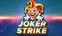 Joker Strike Slots game Quickspin