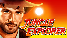Play Jungle Explorer slot game Novomatic