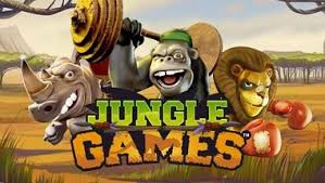 Jungle Games  Slots