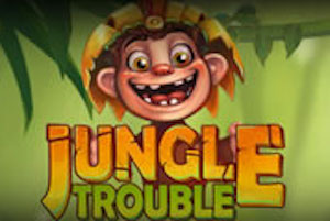 Play Jungle Trouble Slots game Playtech