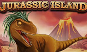 Play Jurassic Island Slots game Playtech