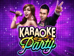 Karaoke Party Slots game Microgaming