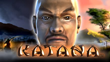 Play Katana slot game Novomatic