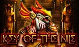 Keys of the Nile Slots game Merkur