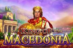 King of Macedonia free Slots game