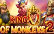 Play King Of Monkeys 2 Slots game GameArt