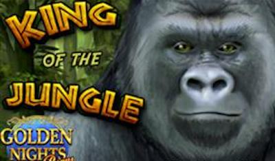 King of the Jungle GN Slots game Gamomat
