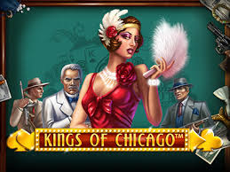 Play Kings of Chicago Slots game NetEnt