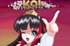 Koi Princess Slots game NetEnt