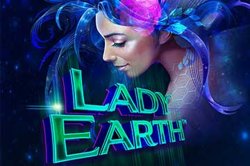 Play Lady Earth slot game Crazy Tooth Studios