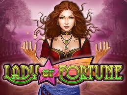 Play Lady of Fortune Slots game Casumo