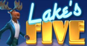 Play Lakes Five Slots game Elk Studios