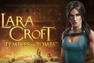 Play Lara Croft Temples and Tombs slot Slots game Microgaming