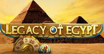 Play Legacy of Egypt Slots game Play n Go