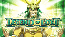 Legend of Loki Slots game iSoftBet